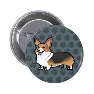 Design Your Own Pet Pinback Button