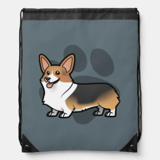 Design Your Own Pet Cinch Bags