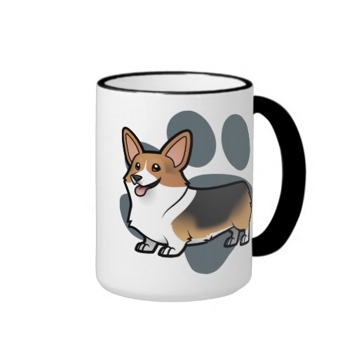 Design Your Own Pet Ringer Coffee Mug Zazzle