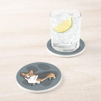 Design Your Own Pet Sandstone Coaster
