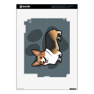 Design Your Own Pet Skin For iPad 3