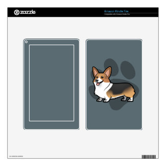 Design Your Own Pet Decal For Kindle Fire