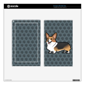 Design Your Own Pet Skins For Kindle Fire