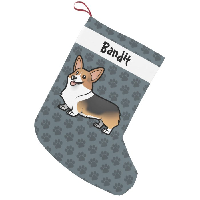 Design Your Own Pet Small Christmas Stocking Zazzle