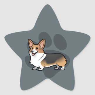 Design Your Own Pet Star Sticker