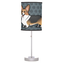 Design Your Own Pet Table Lamp