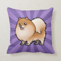 Design Your Own Pet Throw Pillow