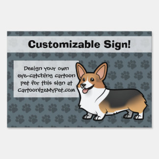 Design Your Own Pet Yard Sign