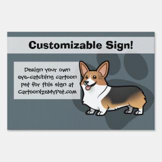 Design Your Own Pet Lawn Sign