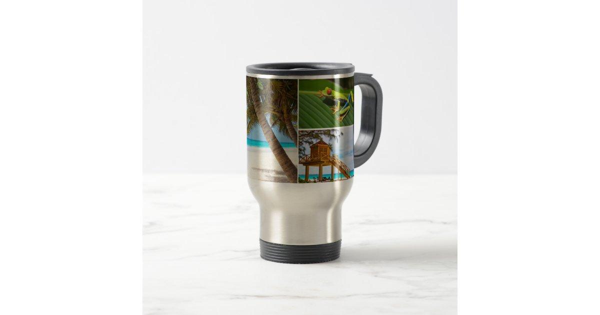 Design Your Own Photo Collage Coffee Mug Zazzle