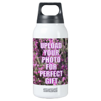 Design Your Own Photo Personalized Insulated Water Bottle