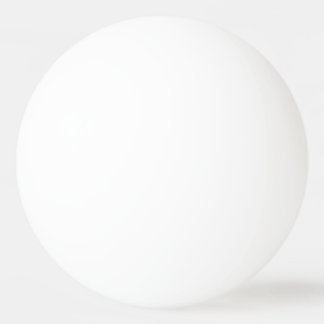 Design Your Own Ping Pong Ball