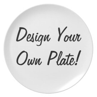 Design Your Own Plate
