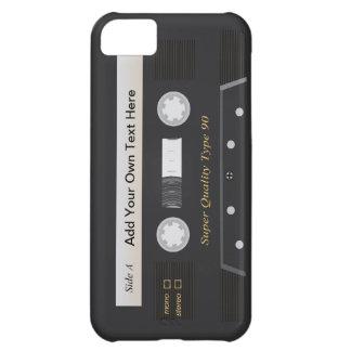 Design Your Own Retro Cassette Tape iPhone 5C Cover