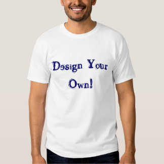 Design Your Own Silver Shirt
