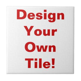 Design Your Own Tile! Ceramic Tile