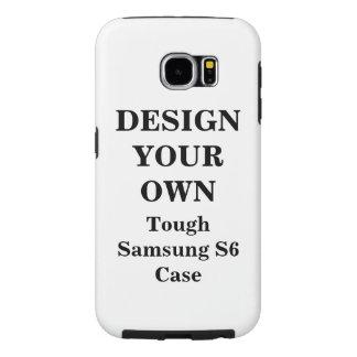 Design Your Own Tough Samsung S6 Case