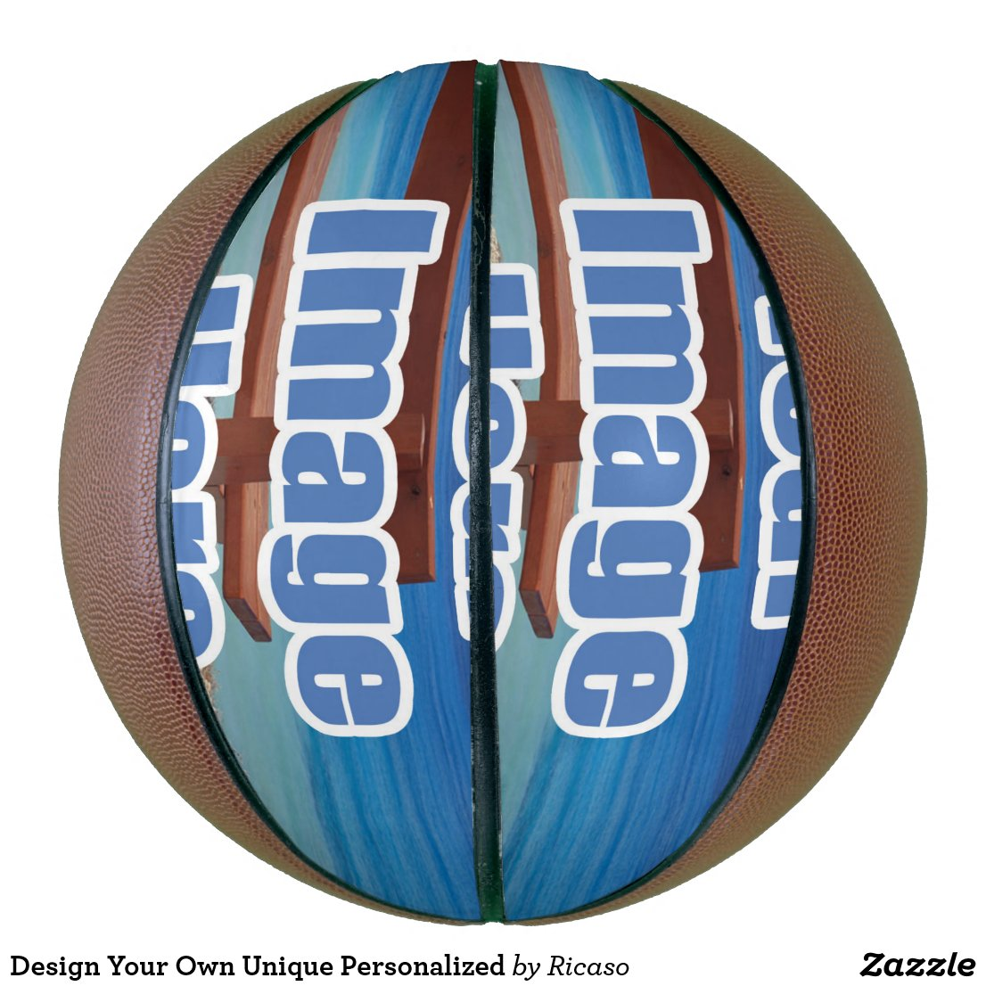 Design Your Own Unique Personalized Basketball