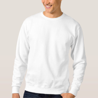 Design Your Own White Sweatshirt for Men or Wo