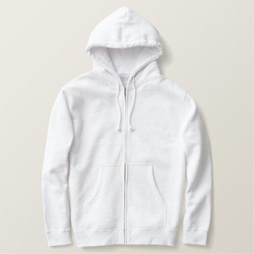 Design Your Own Zip Hoodie
