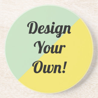 Design Your Personalise Gift Drink Coaster