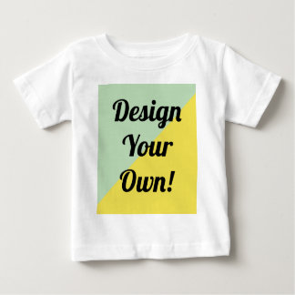 Design Your Personalise Gift Infant T-shirt