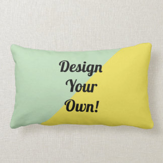 Design Your Personalise Gift Lumbar Pillow