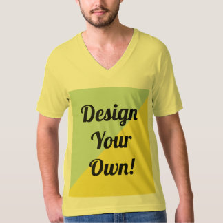 Design Your Personalise Gift T Shirt