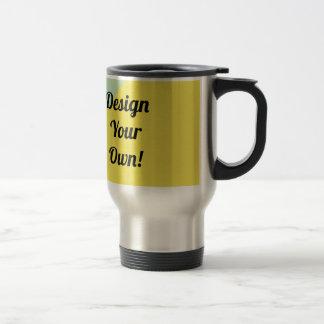 Design Your Personalise Gift Travel Mug