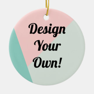 Design Your Personalised Custom Gift Christmas Ornaments