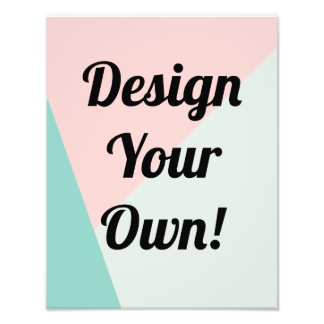 Design Your Personalized Gifts Photo Print