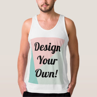 Design Your Personalized Gifts Tank Top
