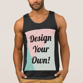 Design Your Personalized Gifts Tanktop