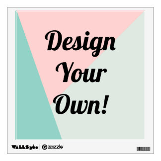 Design Your Personalized Gifts Wall Decal