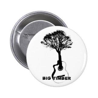 designall, BIG TIMBER Button