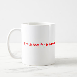 designall.dll, Fresh feet for breakfast! Coffee Mug