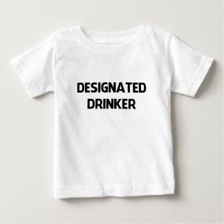 DESIGNATED DRINKER 1 T SHIRTS