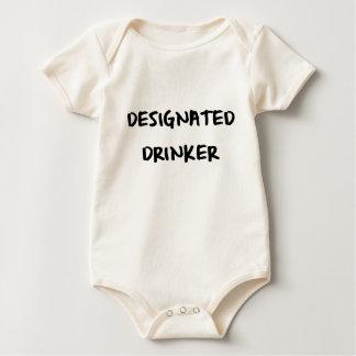 DESIGNATED DRINKER 2 BODYSUITS