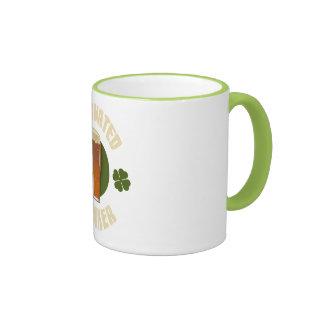 Designated Drinker Ringer Mug
