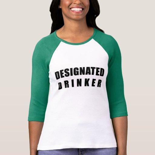 Designated Drinker Shirt