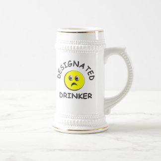 Designated Drinker Stein