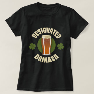 Designated Drinker T Shirt
