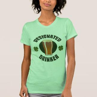 Designated Drinker Tee Shirt