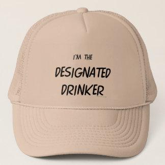 Designated Drinker Trucker Hat