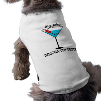 Designated Driver Doggy ... ; ) by SRF Shirt