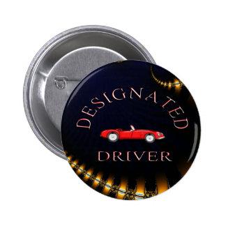 Designated Driver - DRAGON Pin