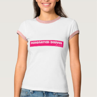 Designated Driver for 9 Months Tee Shirt