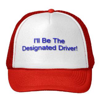 """""""Designated Driver"""" Hat"""