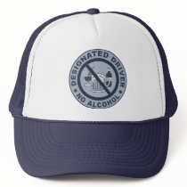 Designated Driver hat - choose color