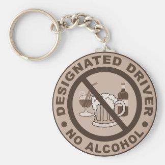 Designated Driver key chain